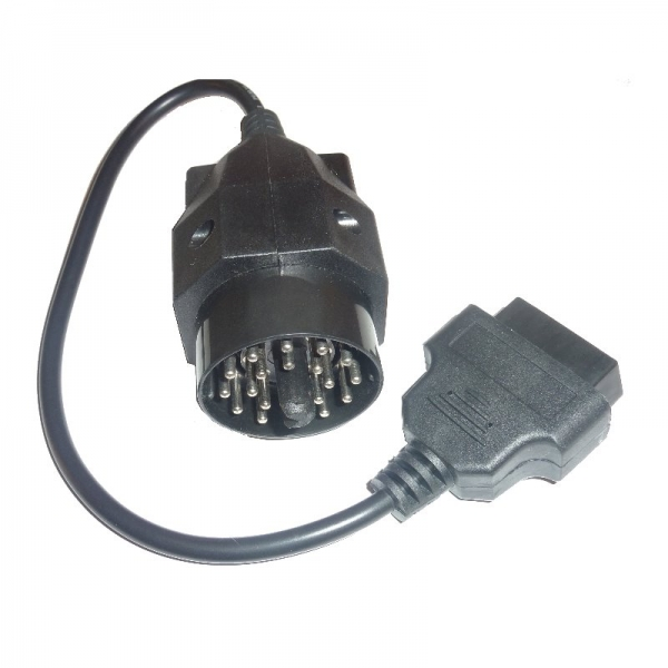 BMW Diagnose Adapter Stecker OBD 2 OBD2 Kabel 20 Pin