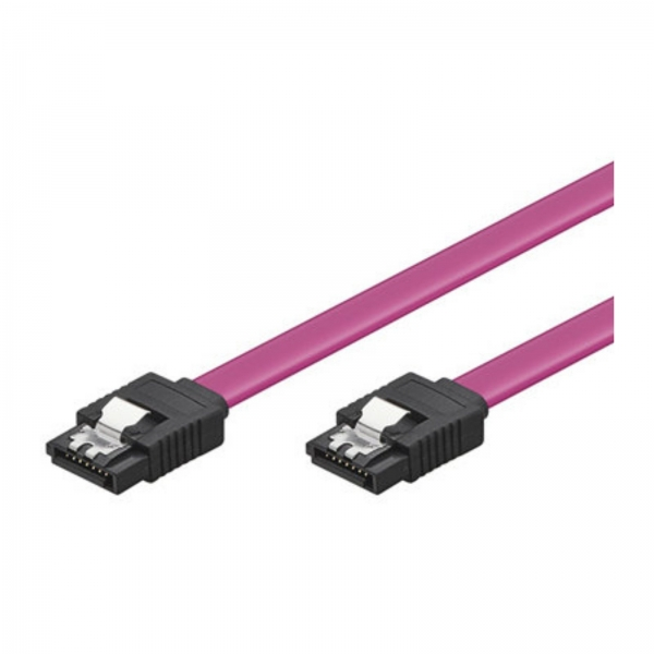 HDD S-ATA Kabel Stecker&Clip 1.5/3.0 GByte/s 70cm