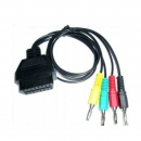 OBD 2 Adapter KTS Station Stecker Anschluss 4 Banana